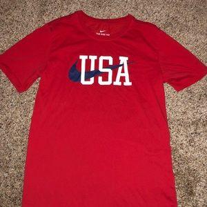 Nike USA shirt
